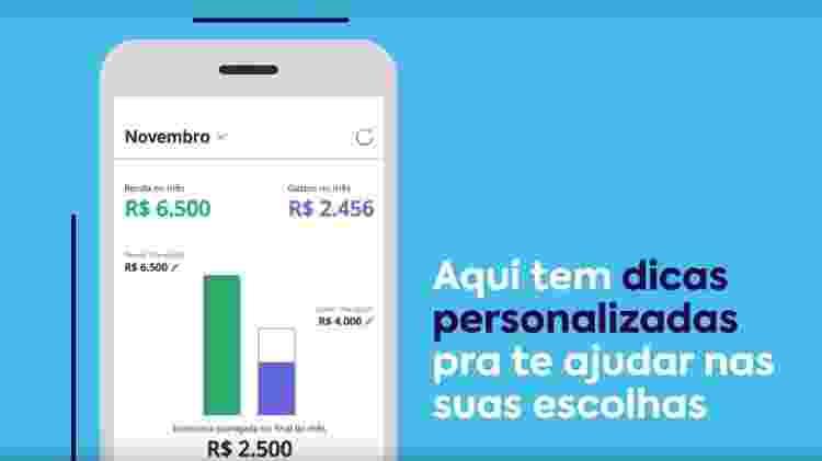 Guiabolso: aplicativo totalmente gratuito para iOS e Android - Reprodução