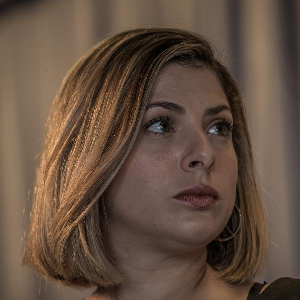 Daniela Lima, apresentadora da CNN Brasil