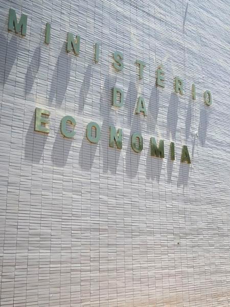 Fachada do Ministério da Economia - José Cruz/Agência Brasil