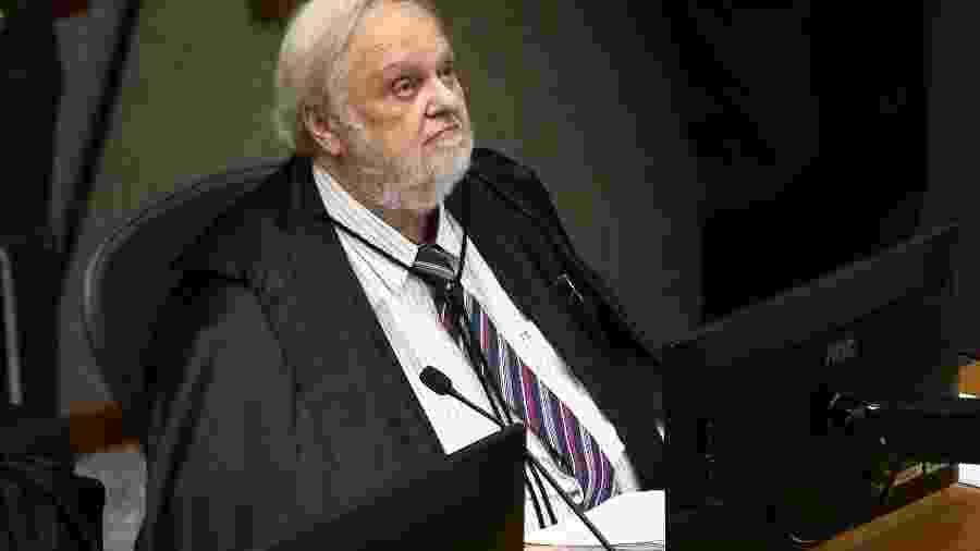 O ministro do STJ, Félix Fischer - Pedro Ladeira/Folhapress