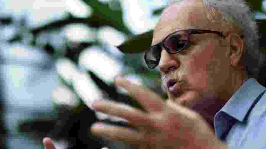 O cientista Carlos Nobre, referência brasileira em estudos sobre aquecimento global e pesquisador do Inpe - NACHO DOCE/REUTERS