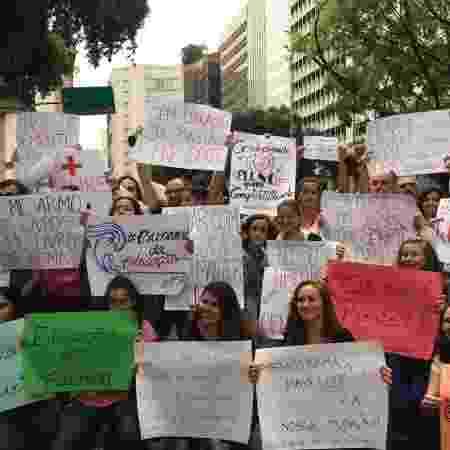 Protesto no Rio de Janeiro contra cortes na Educação - Marina Lang - 15.mai.19/UOL