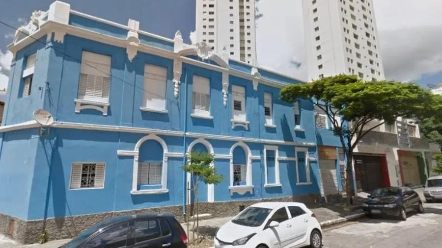 Conpresp tombou 23 imóveis na Liberdade Imagem: Google Street View/Reprodução.