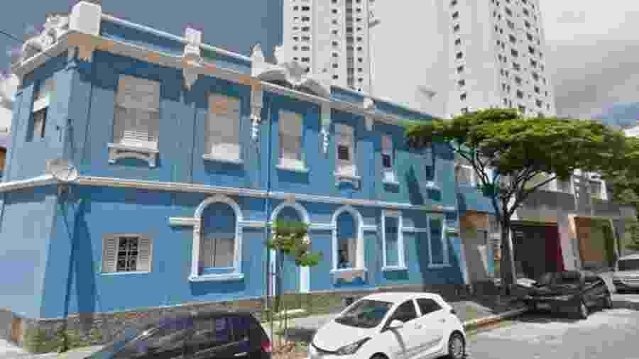 Conpresp tombou 23 imóveis na Liberdade - Google Street View/Reprodução