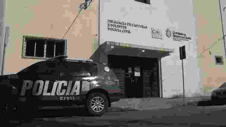 Operação Maçãs Podres contou com membros da Polícia Civil, do MP e do Gaeco - Divulgação/MP-CE