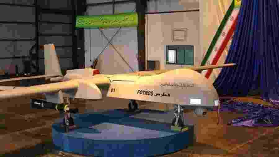 O uso ofensivo de drones, também conhecidos como veículos áreos não tripulados, cresceu muito nos últimos anos, especialmente no Oriente Médio - AFP