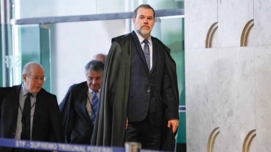 Julgamento pelo STF, presidido por Dias Toffoli, pode reverter decisão tomada pela corte em 2016 - Fellipe Sampaio/SCO/STF