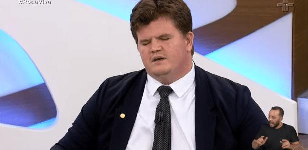 Roda Viva   Felipe Rigoni defende Tabata e critica Ciro