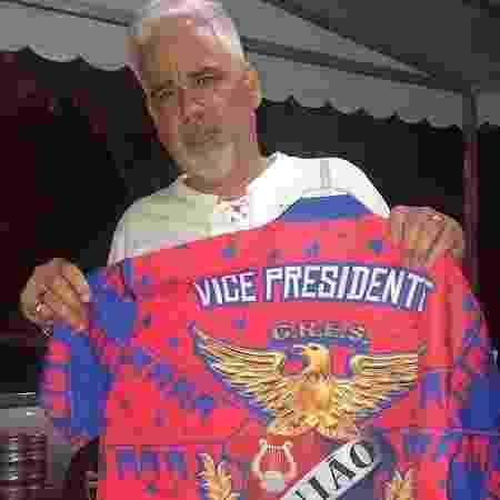 Vice-presidente da União da Ilha do Governador é morto a tiros no Rio - Reprodução/Facebook