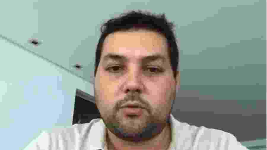 Sergio Hacker Corte Real é prefeito de Tamandaré (PE) - Reprodução/Facebook