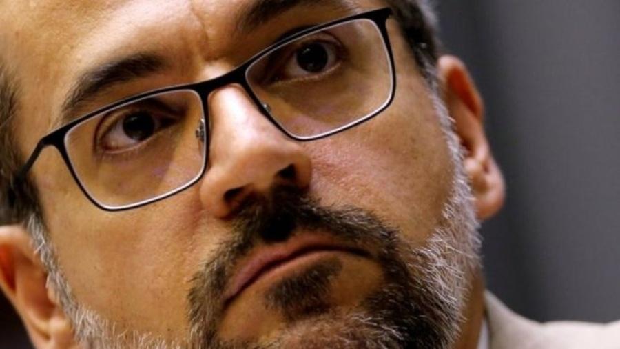Abraham Weintraub está de partida do governo e postula o cargo de diretor-executivo do Banco Mundial - Reuters