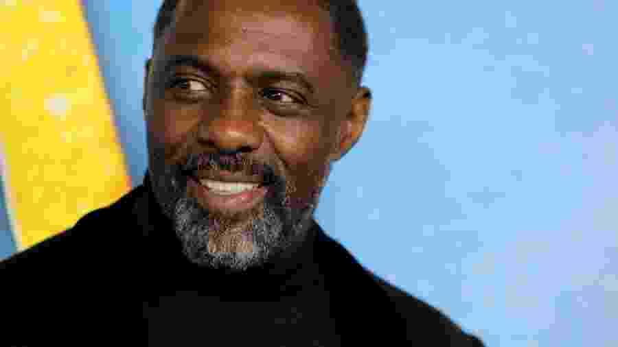 Ator Idris Elba em Nova York - Andrew Kelly