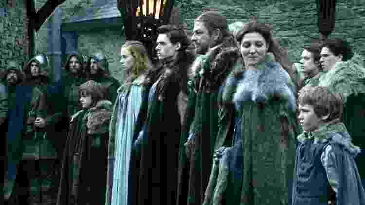 """""""Game of Thrones"""": entre as séries favoritas - Divulgação - Divulgação"""