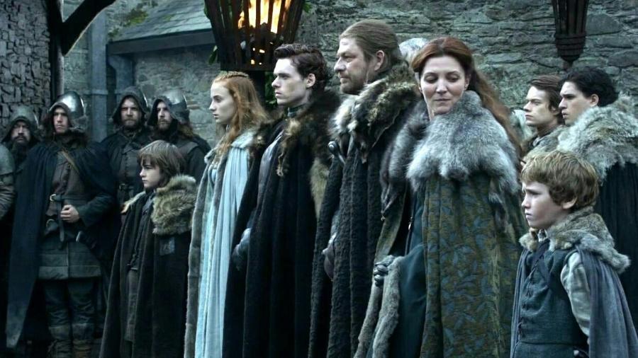 """Cena de """"Game of Thrones"""" - Divulgação"""