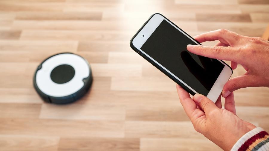 Aspirador robô é uma opção para manter o ambiente limpo em tempos de pandemia  - Getty Images