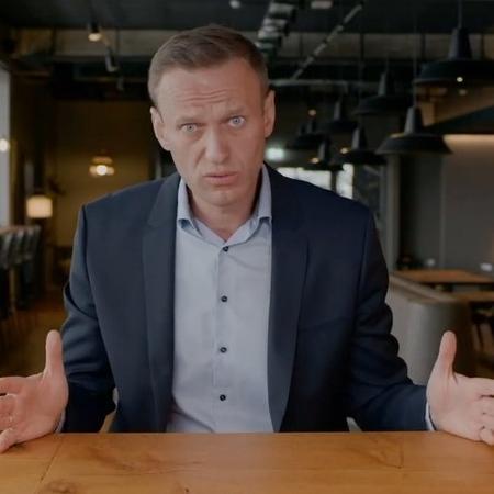 Polícia russa prende manifestantes pró-Alexei Navalny - Alexei Navalny/Youtube