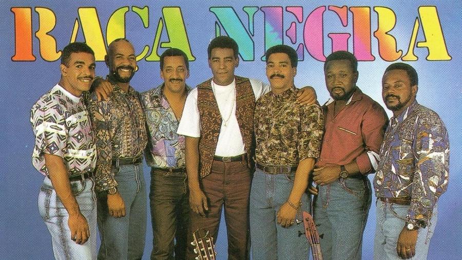 Grupo Raça Negra (1992) - Reprodução