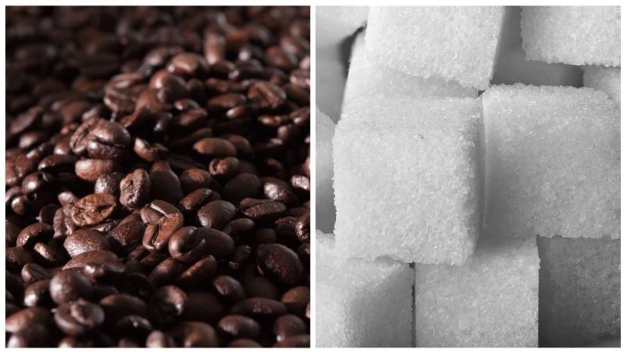 Seca e geadas afetaram lavouras de café e cana-de-açúcar no Brasil, diminuindo a oferta desses produtos e aumentando seus preços - Getty Images