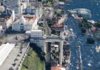 Imagens revelam como aumento do nível do mar pode mudar cidades no Brasil e no mundo - Climate Central via BBC