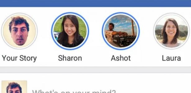 Facebook Stories aponta quem olhou seus posts