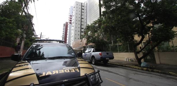 27.jul.2017 - PF prende ex-presidente da Petrobras e do Banco do Brasil em nova fase da Lava Jato