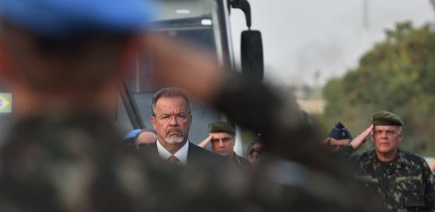 Forças Armadas continuarão no Rio até o fim do mandato de Temer, diz Jungmann
