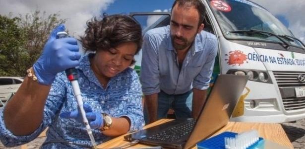 O sequenciador de DNA portátil da Oxford Nanopore já é utilizado em vários países do mundo