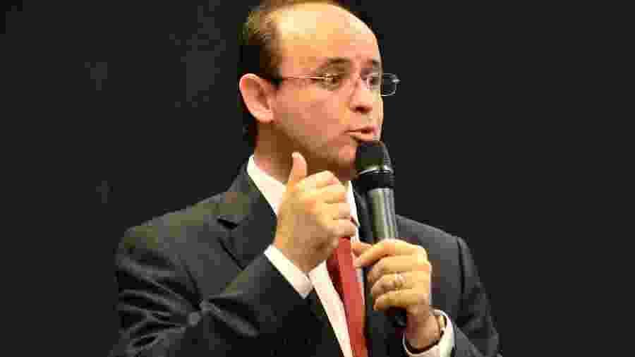 9.mai.2018 - Rossieli Soares da Silva, Ministro de Estado da Educação. participa de reunião na comissão de educação da camara  - Renato Costa/Estadão Conteúdo
