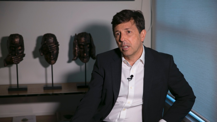 João Amoêdo foi candidato à Presidência em 2018 - Marcio Komesu/UOL