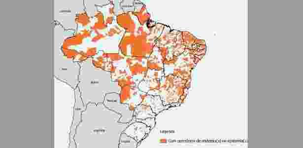 Foram registradas endemias ou epidemias associadas ao saneamento básico em 1.935 municípios em 2017 - IBGE