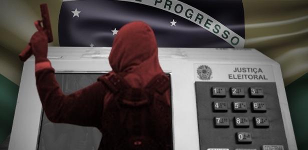 Resultado de imagem para Facções tentam influenciar eleições