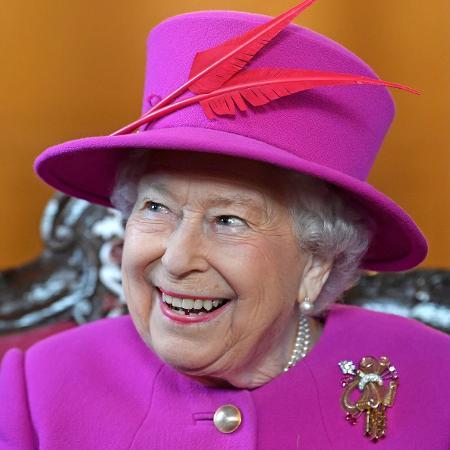 Rainha Elizabeth, do Reino Unido, fez sua primeira publicação no Instagram - Toby Melville/Reuters