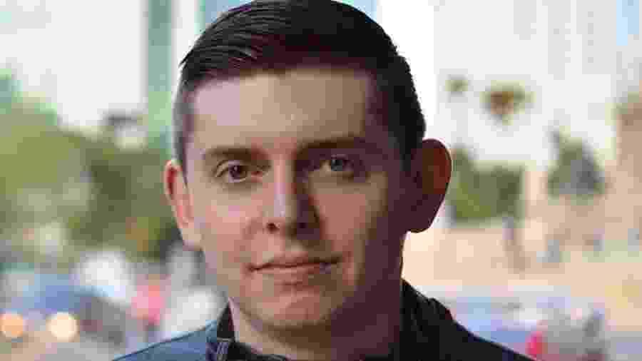 "O jornalista Cody Weddle da emissora ""local 10"" de Miami - Reprodução/Facebook/Cody Weddle"