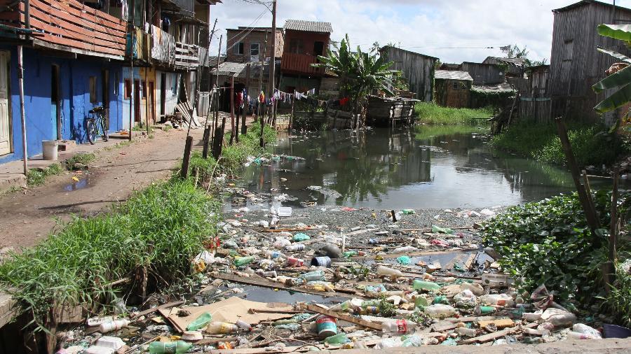 Resultado de imagem para saneamento