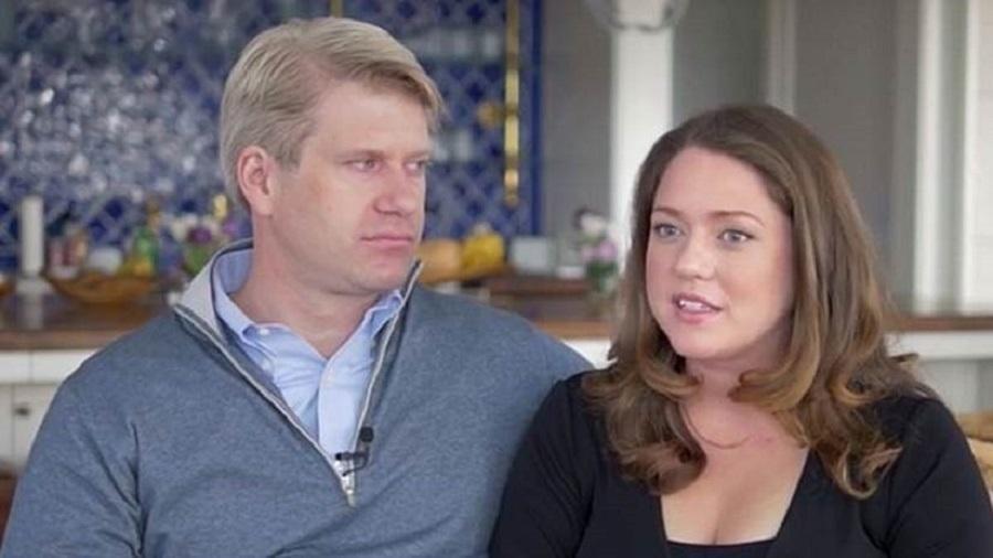 Liesel Pritzker Simmons e seu marido Ian Simmons são signatários da carta aberta para candidatos a presidente em 2020, pedindo taxação sobre fortunas nos EUA - Arquivo pessoal