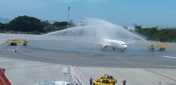 Veja como é | Aérea ultra low cost estreia no Brasil, e até check-in é pago