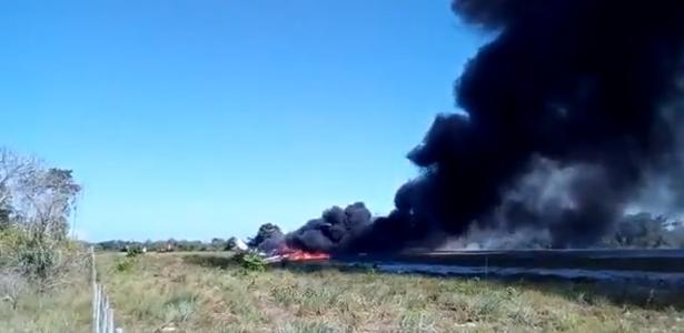 Queda em Maraú | Morre 4ª vítima de acidente com avião na Bahia