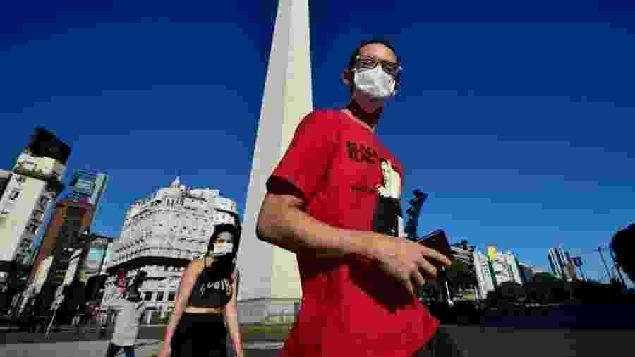 Coronavírus Argentina - Getty Images