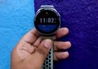 Huawei Watch GT2e: um relógio fitness puro-sangue com uma bateria gigante (Foto: Guilherme Tagiaroli/UOL)