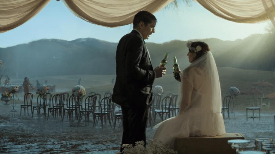 """Comercial """"Let""""s Grab a Beer"""", da AB Inbev, fala sobre momentos especiais para se tomar uma cerveja - Reprodução"""