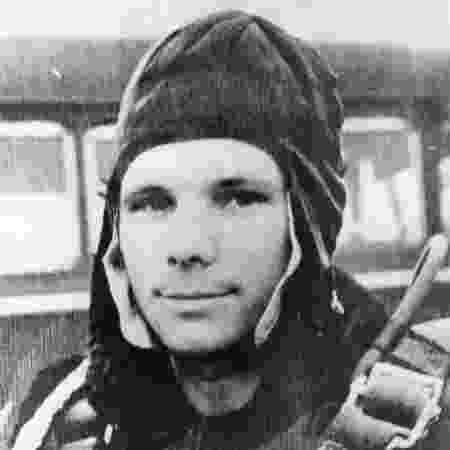 Yuri Gagarin aos 27 anos - Getty Images - Getty Images