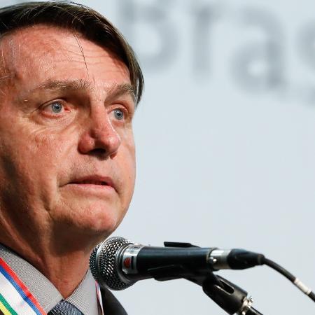 O presidente Jair Bolsonaro (sem partido) - Isac Nóbrega / PR