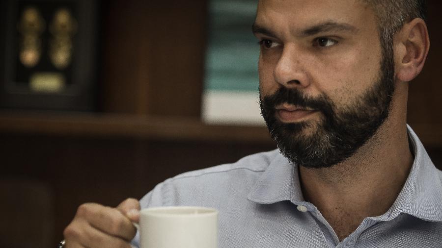 Bruno Covas - Otavio Valle/Folhapress