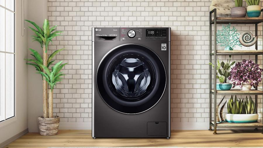 Lava e seca LG: modelo VC2 - Divulgação