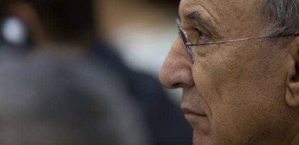 O presidente do PT, Rui Falcão