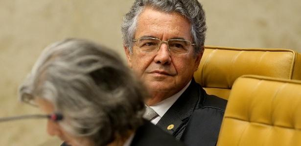 Marco Aurélio Mello concedeu liminar que afasta Renan da presidência do Senado