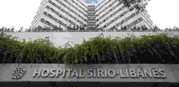 Hospital Sírio Libanês - Paulo Lopes/Futurapress/Estadão Conteúdo - Paulo Lopes/Futurapress/Estadão Conteúdo