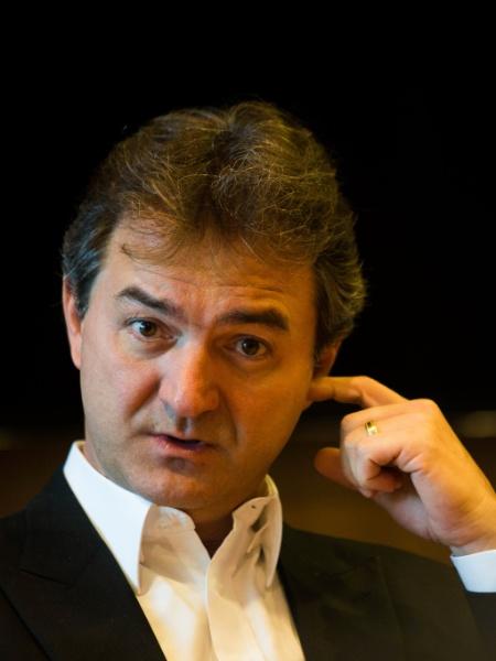 O empresário Joesley Batista, um dos donos da JBS - Danilo Verpa/Folhapress