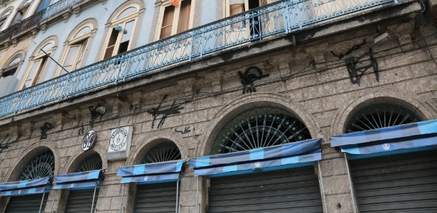 15.out.2017 - A casa acumulou dívidas de cerca de R$ 790 mil em aluguéis atrasados
