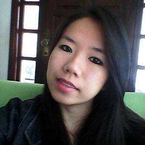 Patrícia Mitie Koike em foto de perfil do Facebook